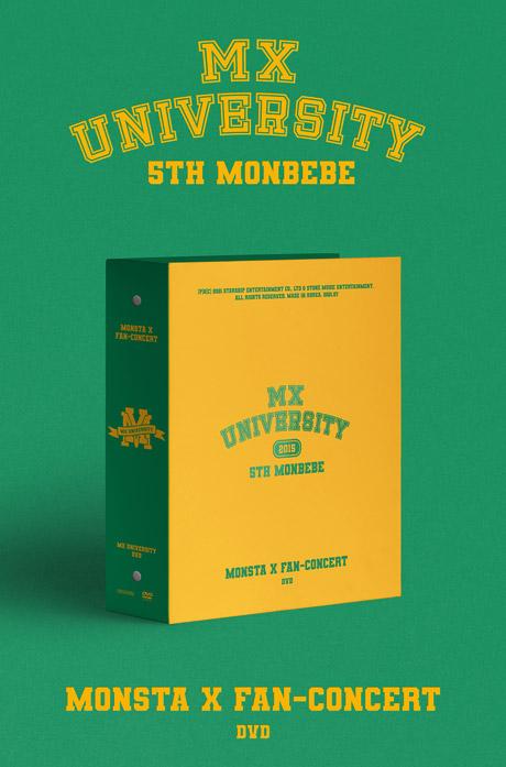 MX UNIVERSITY: 5TH MONBEBE [2021 FAN-CONCERT]