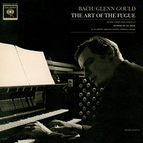BACH THE ART OF THE FUGUE [ORIGINAL JACKET COLLECTION VOL.13] [바흐: 푸가의 기법 - 글렌 굴드]