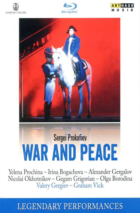 WAR AND PEACE/ VALERY GERGIEV [LEGENDARY PERFORMANCES] [프로코피에프: 전쟁과 평화]