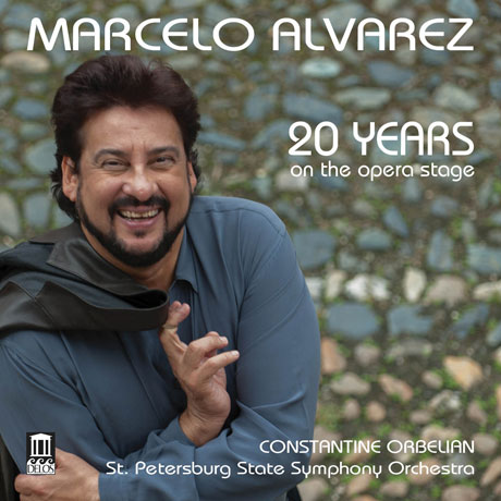 20 YEARS ON THE OPERA STAGE [마르첼로 알바레즈: 오페라 무대 20년]