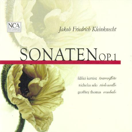 SONATEN OP.1/ ILDIKO KERTESZ, NICHOLAS SELO, GEOFFREY THOMAS