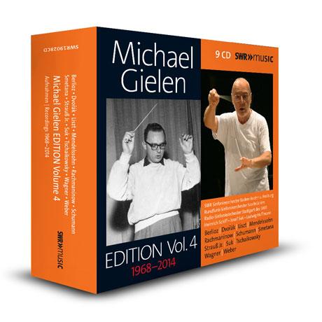 ROMANTIC WORKS/ MICHAEL GIELEN [미하엘 길렌 에디션 4집 1968-2014: 낭만파 작품 선집]
