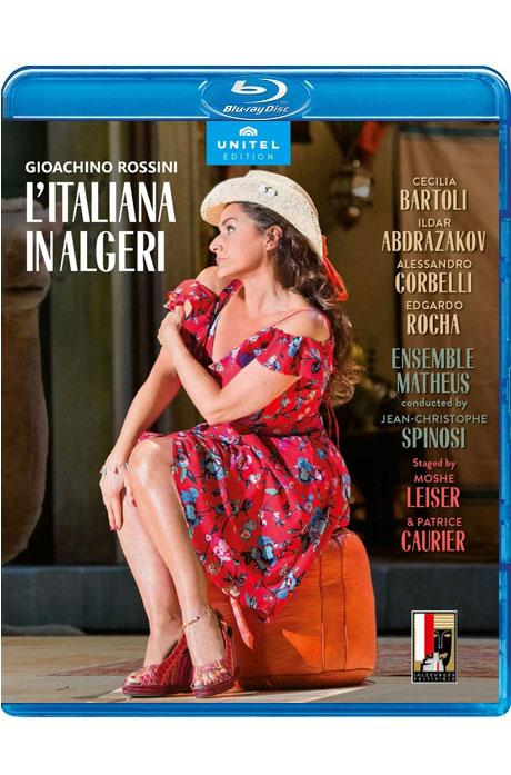 L`ITALIANA IN ALGERI/ JEAN-CHRISTOPHE SPINOSI [로시니: 알제리의 이탈리아 여인] [한글자막]
