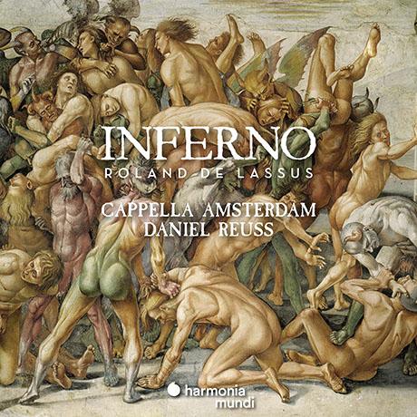 라수스 - 인페르노 : 6성과 8성을 위한 모테트집