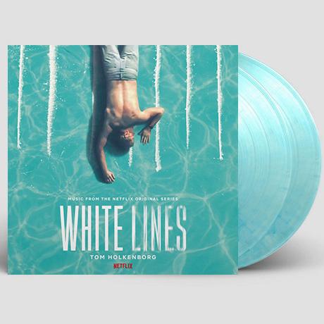 WHITE LINES: NETFLIX ORIGINAL SERIES [화이트 라인] [180G MEDITERRANEAN BLUE LP] [한정반]