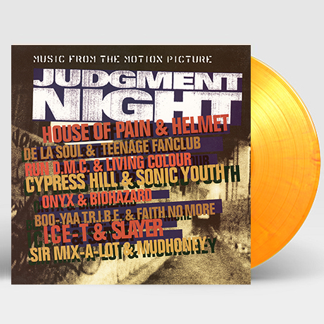 JUDGMENT NIGHT [킬러 나이트] [180G FLAMING LP] [한정반]