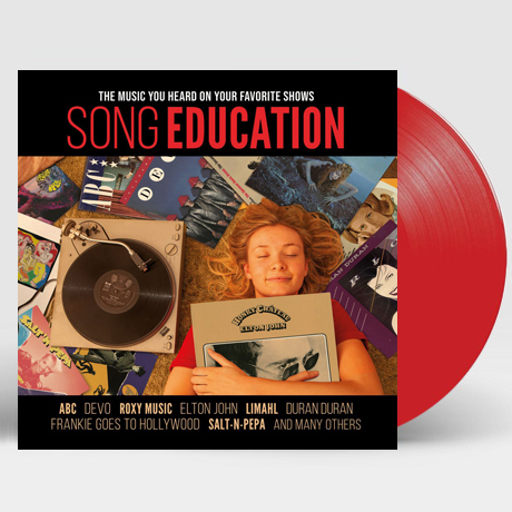 SONG EDUCATION [180G RED LP]
