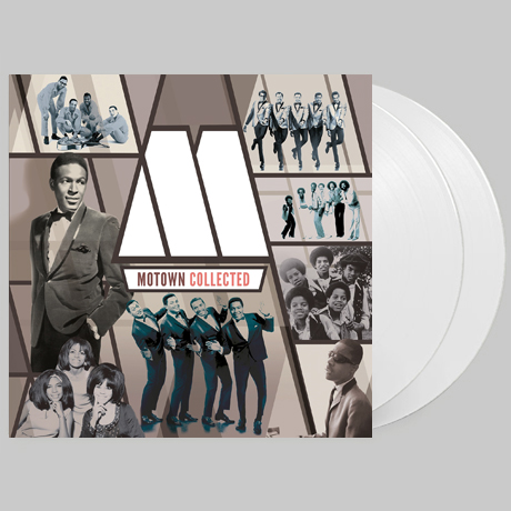 MOTOWN COLLECTED [180G WHITE LP]