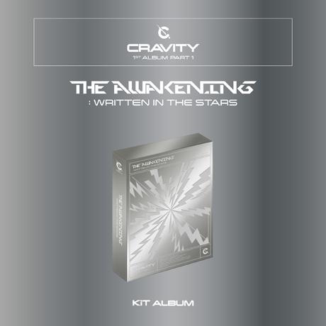 THE AWAKENING: WRITTEN IN THE STARS PART.1 [정규 1집] [키트]