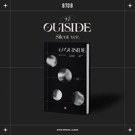 4U OUTSIDE [스페셜 앨범] [SILENT VER]