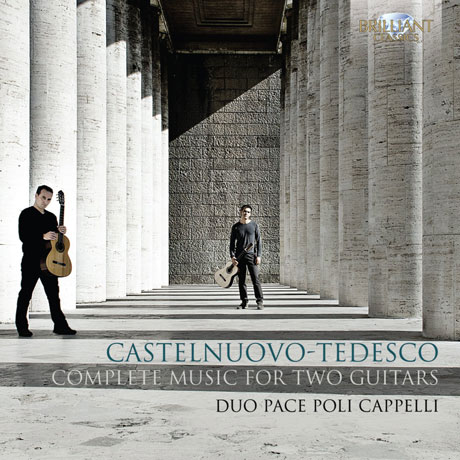 COMPLETE MUSIC FOR TWO GUITARS/ DUO PACE POLI CAPPELLI