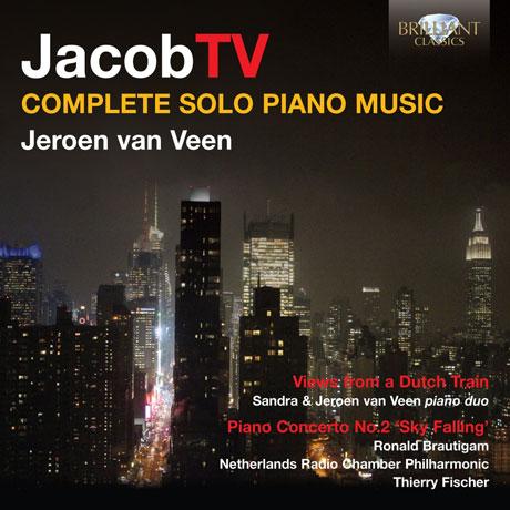 COMPLETE SOLO PIANO MUSIC/ JEROEN VAN VEEN