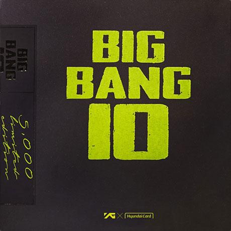 BIGBANG 10 [LP] [한정반]