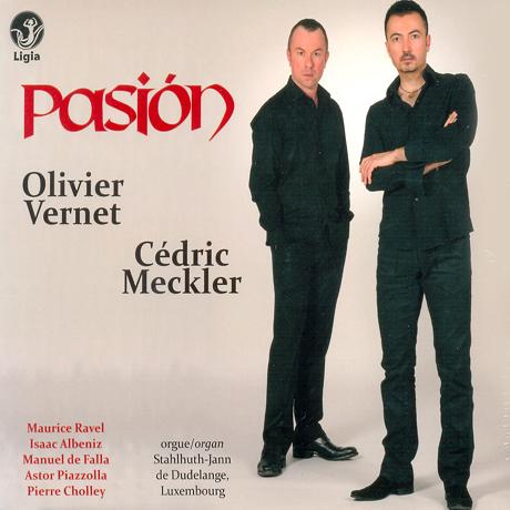 PASION/ OLIVIER VERNET, CEDRIC MECKLER