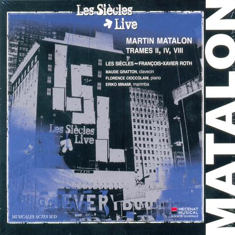 TRAMES 2,4 & 8/ MAUDE GRATTON, FRANCOIS-XAVIER ROTH