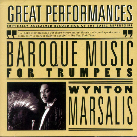 BAROQUE MUSIC FOR TRUMPETS [GREAT PERFORMANCES]