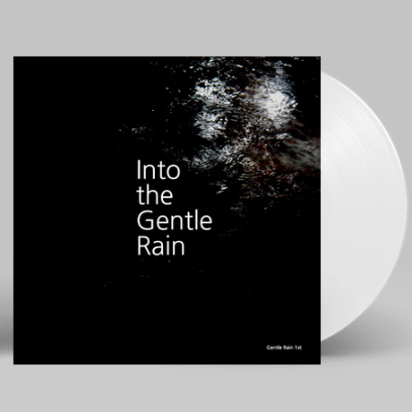 INTO THE GENTLE RAIN [180G WHITE LP] [한정반]