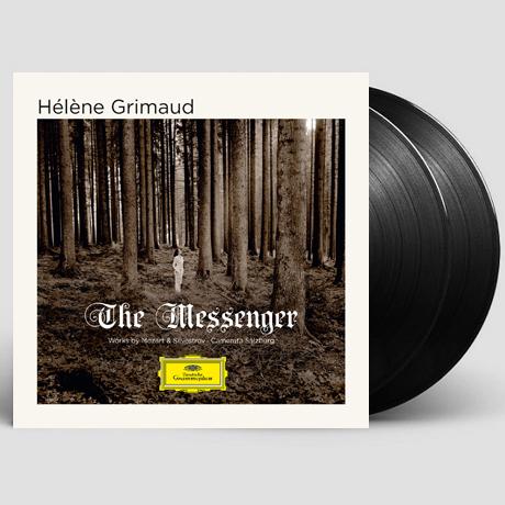 THE MESSENGER/ HELENE GRIMAUD [모차르트 피아노 협주곡 20번 & 실베스트로프: 메신저 - 엘렌 그리모] [180G LP]