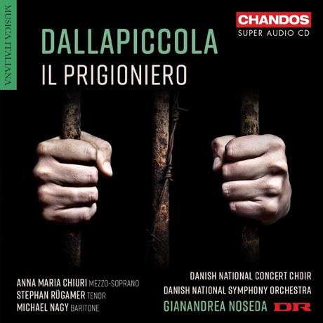 IL PRIGIONIERO/ GIANANDREA NOSEDA [SACD HYBRID] [달라피콜라: 죄수 - 노세다]