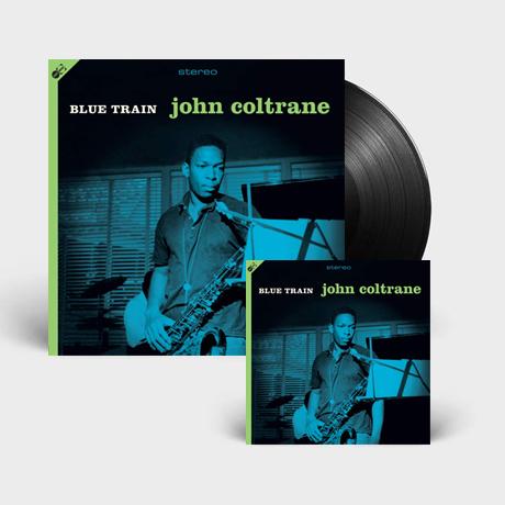 BLUE TRAIN [180G LP+CD]