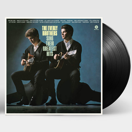 SING THEIR GREATEST HITS [180G LP]