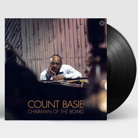 카운트 베이시 (Count Basie) - Chairman of the Board / LP 보호비닐 및 인증 스티커 부착 상품