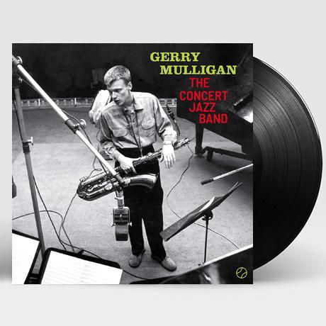 제리 멀리건 (Gerry Mulligan) - The Concert Jazz Band / LP 보호비닐 및 인증 스티커 부착 상품