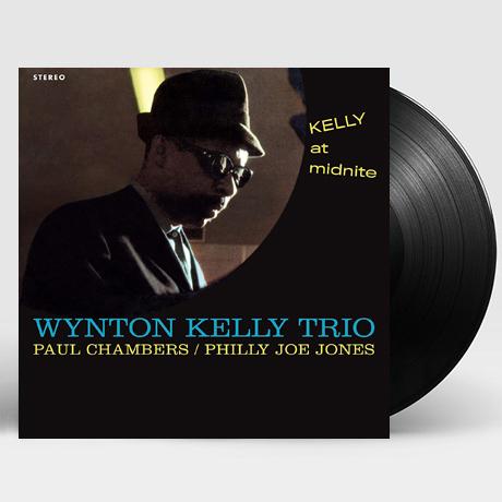윈튼 켈리 트리오 (Wynton Kelly Trio) - Kelly at Midnite / LP 보호비닐 및 인증 스티커 부착 상품