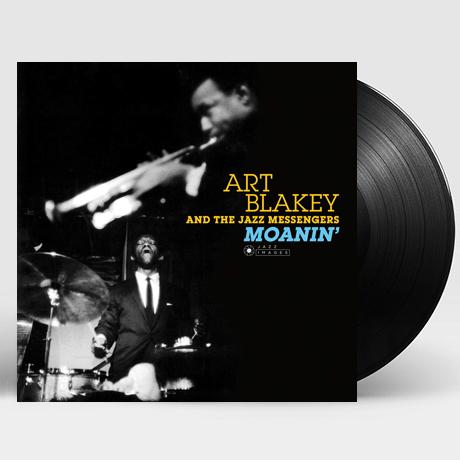 아트 블레이키 앤 더 재즈 메신저스 (Art Blakey & The Jazz Messengers) - Moanin' / LP 보호비닐 및 인증 스티커 부착 상품