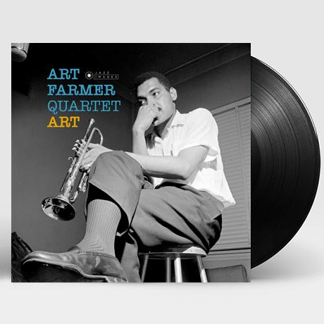 아트 파머 (Art Farmer) - Art / LP 보호비닐 및 인증 스티커 부착 상품