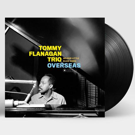 토미 플라나건 (Tommy Flanagan) - Overseas / LP 보호비닐 및 인증 스티커 부착 상품