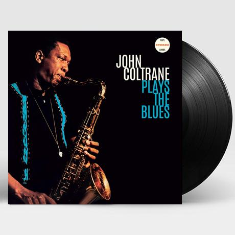 존 콜트레인 (John Coltrane) - Plays the Blues / LP 보호비닐 및 인증 스티커 부착 상품