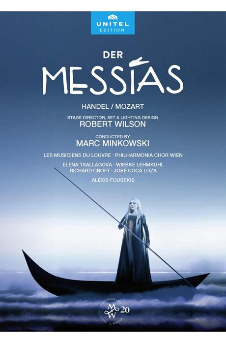 DER MESSIAS/ MARC MINKOWSKI [헨델(모차르트 편곡) - 메시아] [한글자막]