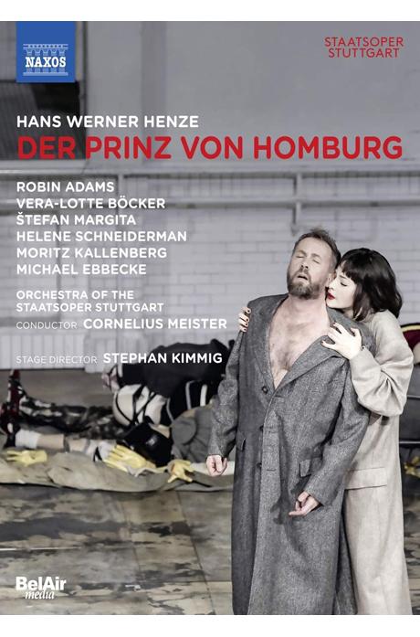DER PRINZ VON HOMBURG/ CORNELIUS MEISTER [헨체: 오페라 <홈부르크의 왕자>] [한글자막]