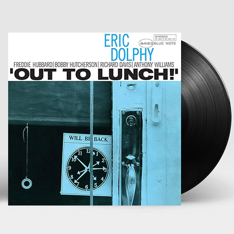 OUT TO LUNCH [THE CLASSIC VINYL REISSUE SERIES] [BLUE NOTE'S 80TH ANNIVERSARY CELEBRATION] [180G LP] [한정반]