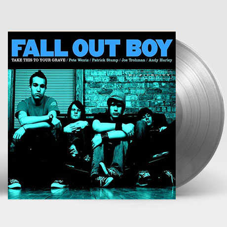 TAKE THIS TO YOUR GRAVE [SILVER LP] [LIMITED EDITION]