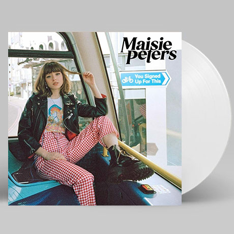 YOU SIGNED UP FOR THIS [WHITE LP] [LIMITED EDITION]