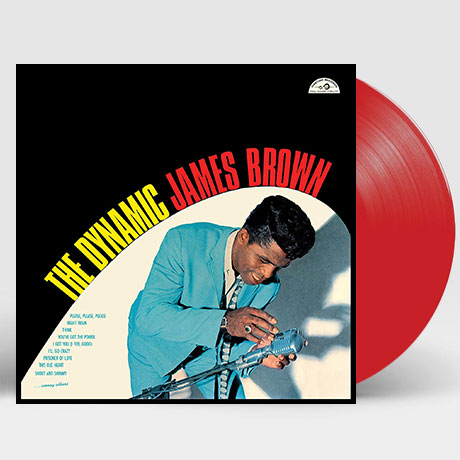 THE DYNAMIC JAMES BROWN [180G RED LP]