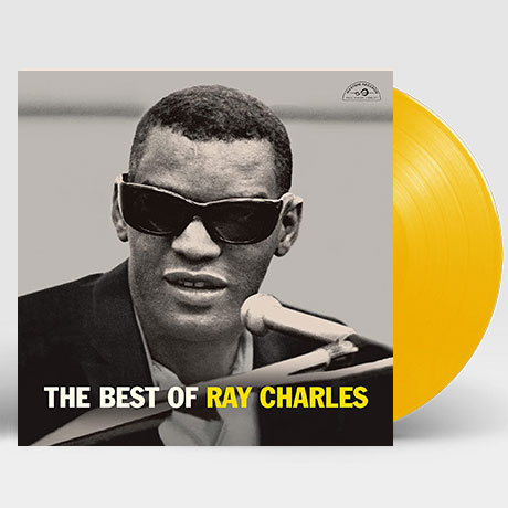 THE BEST OF RAY CHARLES [180G YELLOW LP]