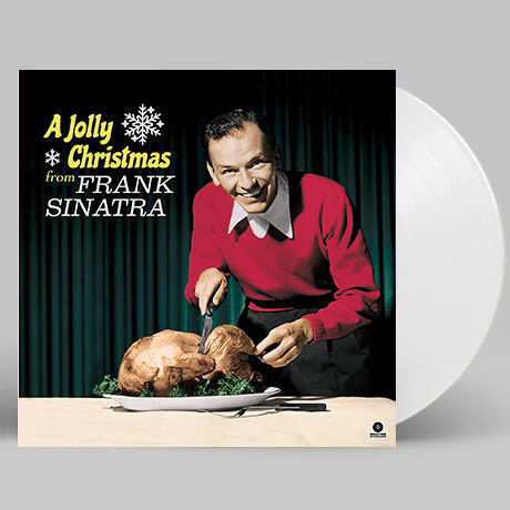A JOLLY CHRISTMAS FROM FRANK SINATRA [180G WHITE LP]