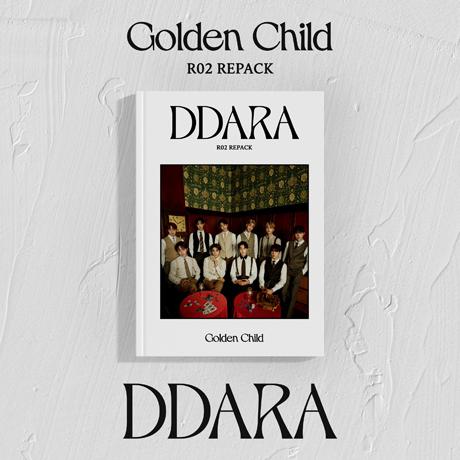 DDARA [리패키지 2집] [A VER]