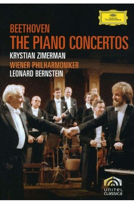 THE PIANO CONCERTOS/ KRYSTIAN ZIMERMAN [크리스티안 지메르만: 베토벤 피아노 협주곡]
