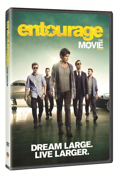앙투라지 [ENTOURAGE: THE MOVIE] [17년 3월 워너/파라마운트 가격인하 프로모션]