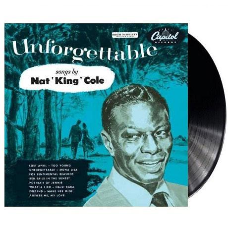UNFORGETTABLE [LP]