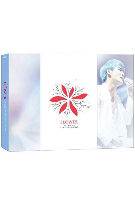 FLOWER: 2015 3RD ASIA TOUR CONCERT [3DVD+포토북] [한정판]