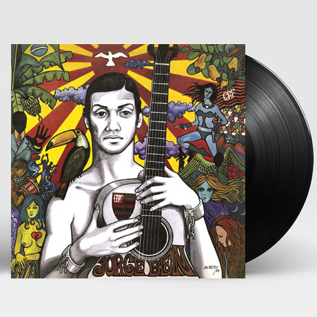 JORGE BEN [CRIOLA] [LP]