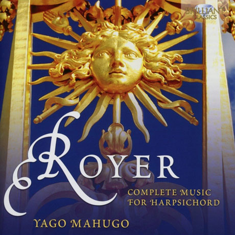 COMPLETE MUSIC FOR HARPSICHORD/ YAGO MAHUGO