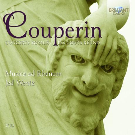 CONCERTS ROYAUX/ MUSICA AD RHENUM, JED WENTZ