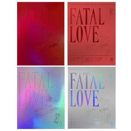 FATAL LOVE [정규 3집] [4종 세트]
