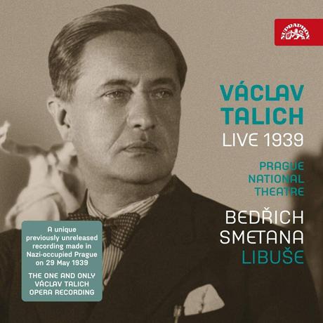"LIBUSE/ VACLAV TALICH [스메타나: 오페라 ""리부셰"" 3막(1939년 실황)]"